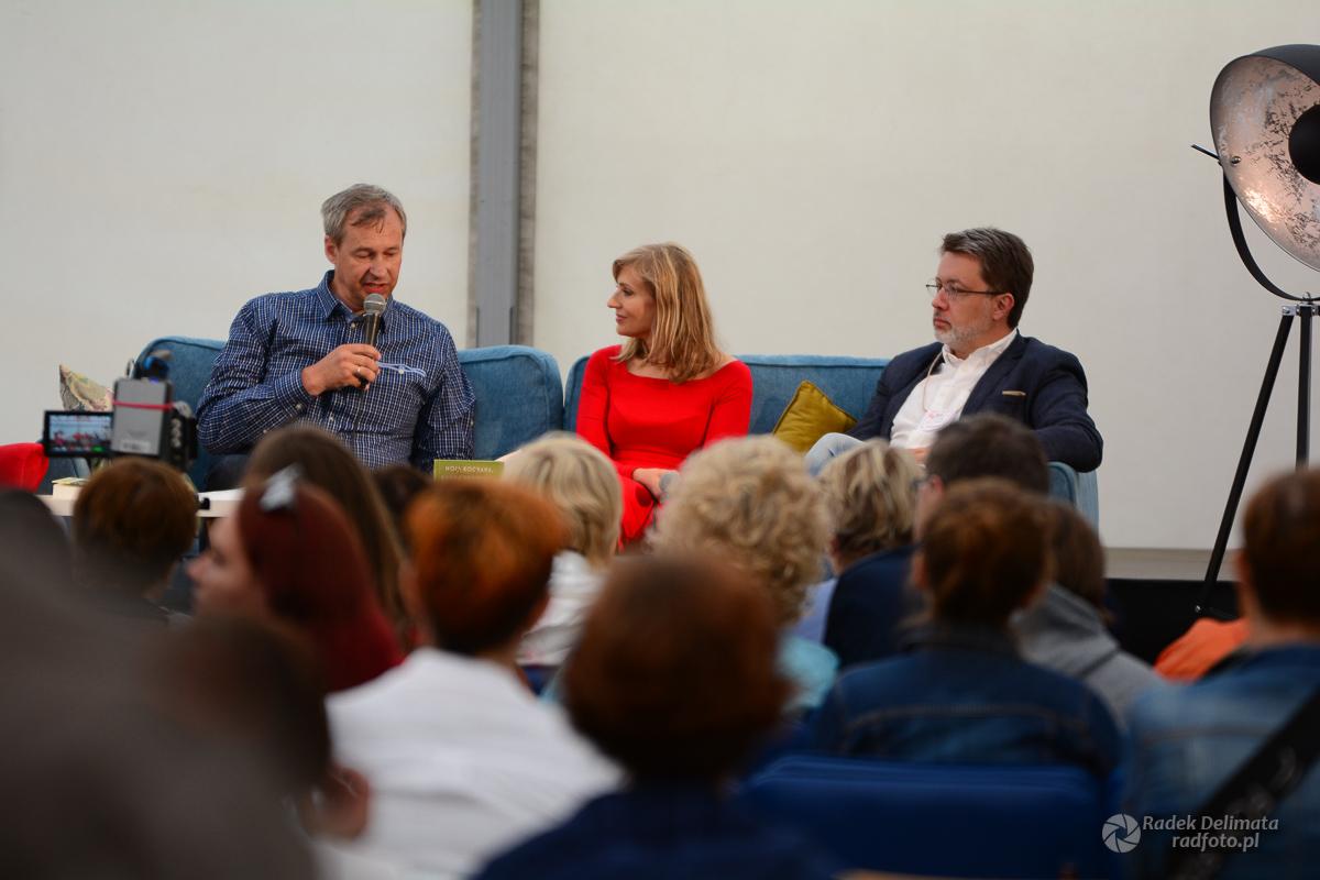 Marcin Filipowicz, Justyna Sobolewska, Michał Rusinek