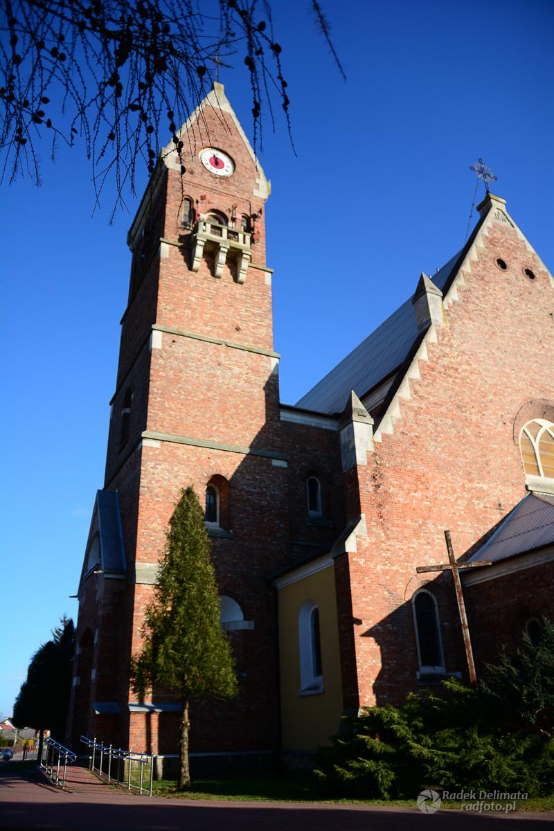 Grębów - Kościół