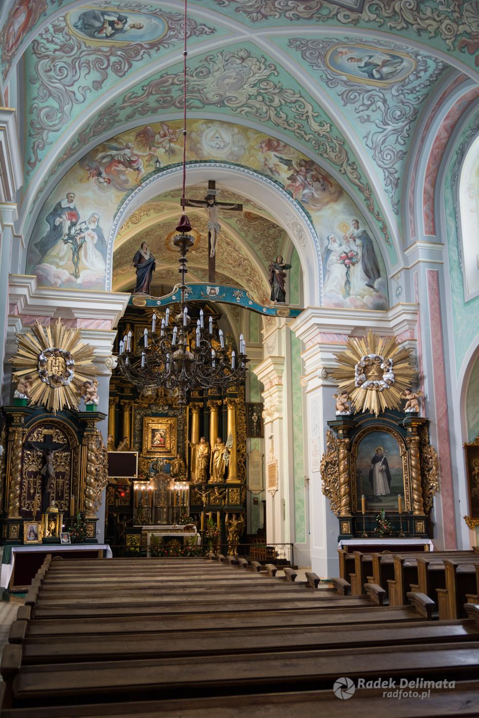 Klasztor O.O. Dominikanów w Tarnobrzegu