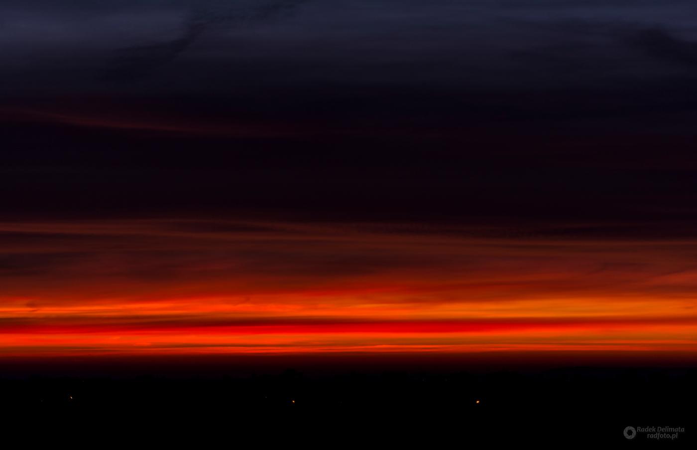 Sunset - Tarnobrzeg