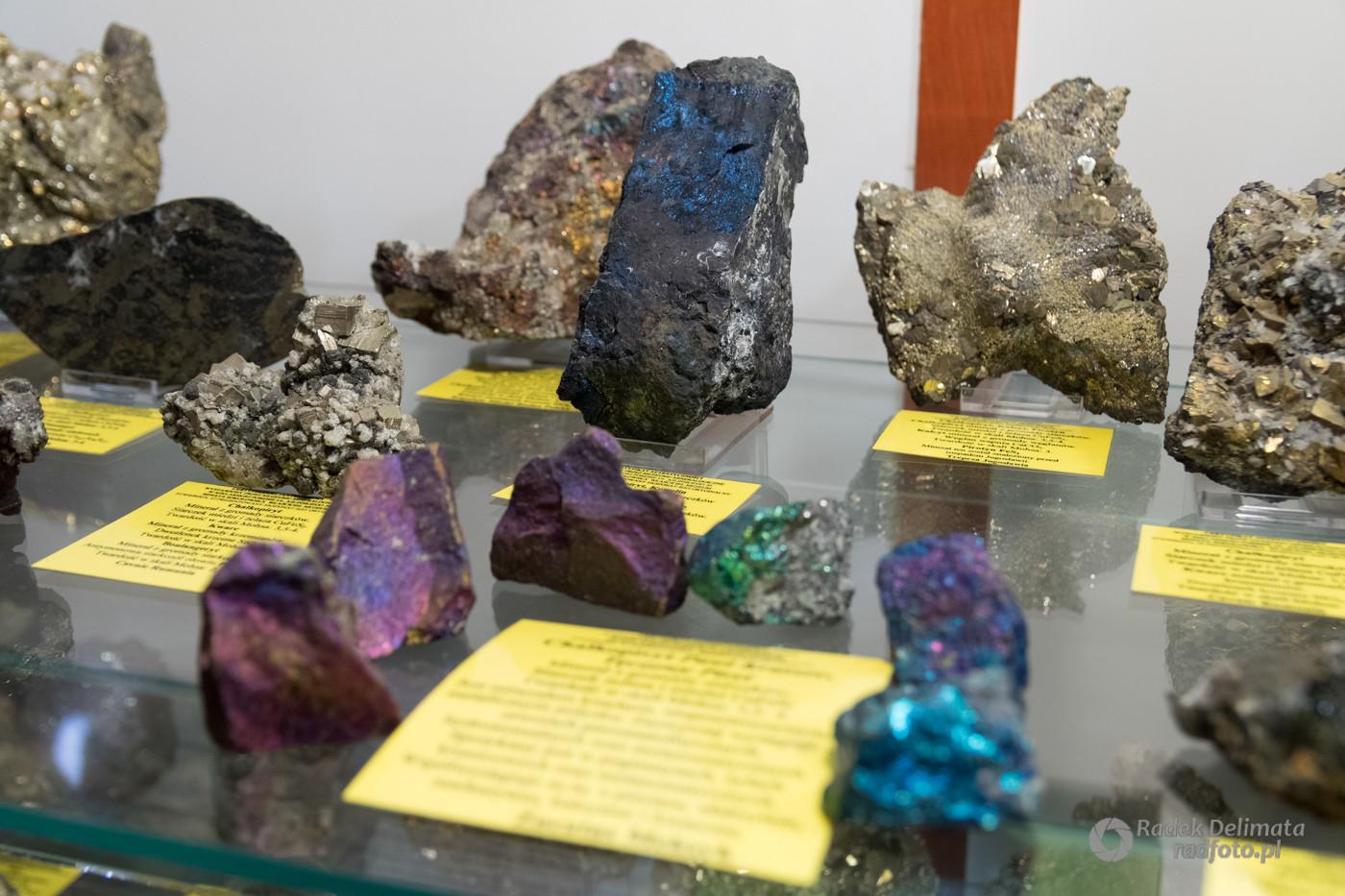 Szklarska Poręba Muzeum Mineralogiczne