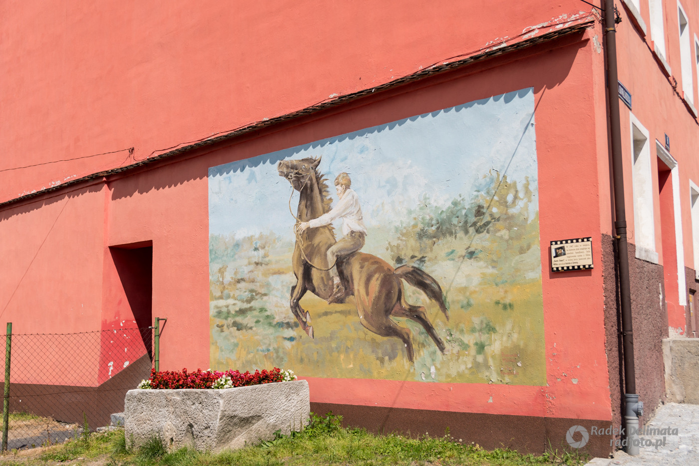 Lubomierz Muzeum Kargula i Pawlaka